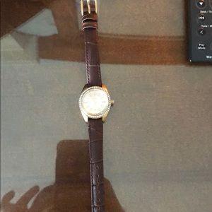 Fossil women's watch